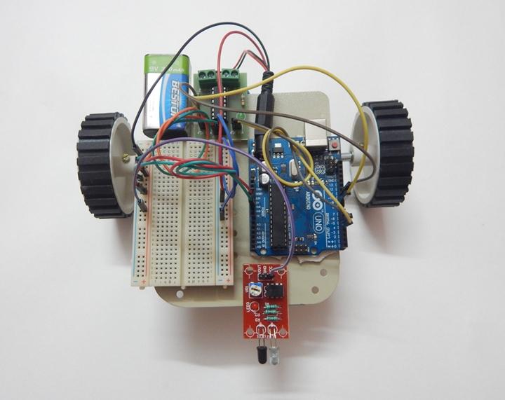 Online Robotics Course